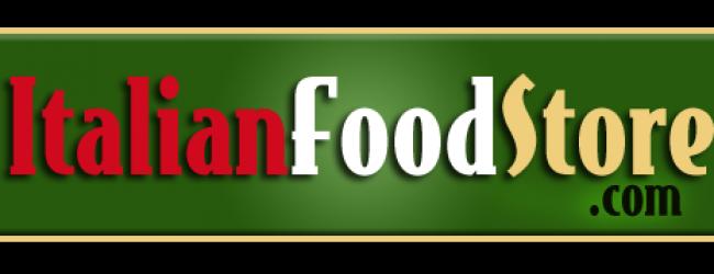 Italian Food Store Logo