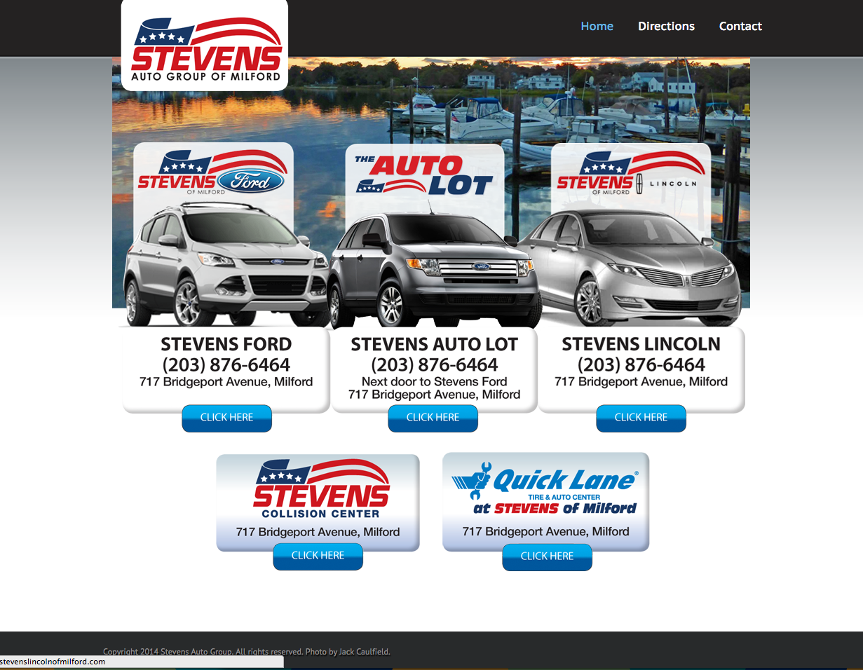 Car Dealership Website Creation | Fusion Printing & Web Design CT