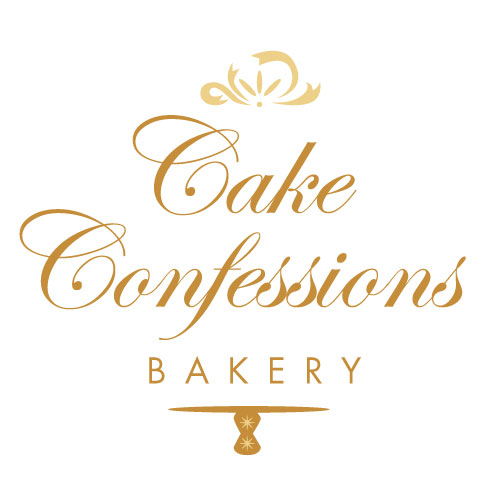 Cake Bake Shop Logo